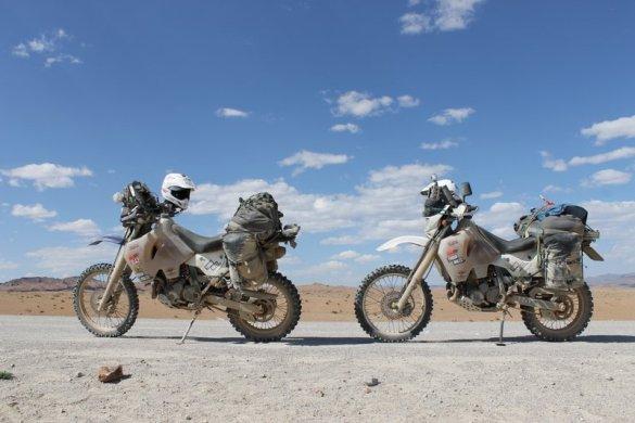 Tough Miles in Mongolia