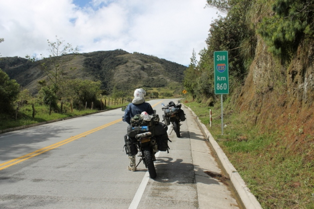 Tough Miles Blog 21: Ecuador & Peru